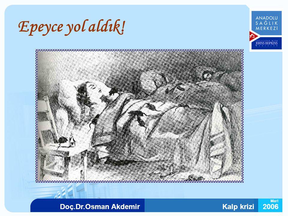Kalp krizi2006Doç.Dr.Osman Akdemir Mart Epeyce yol aldık!