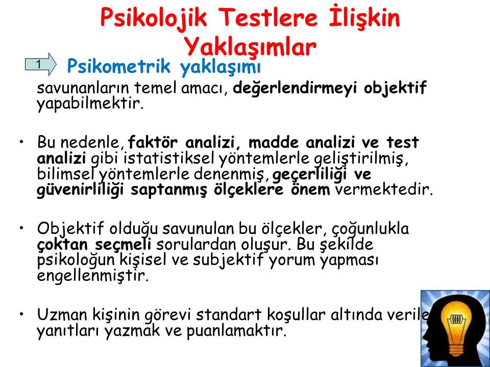 18 Testlerin Güvenirliğini Ölçme Teknikleri 2.