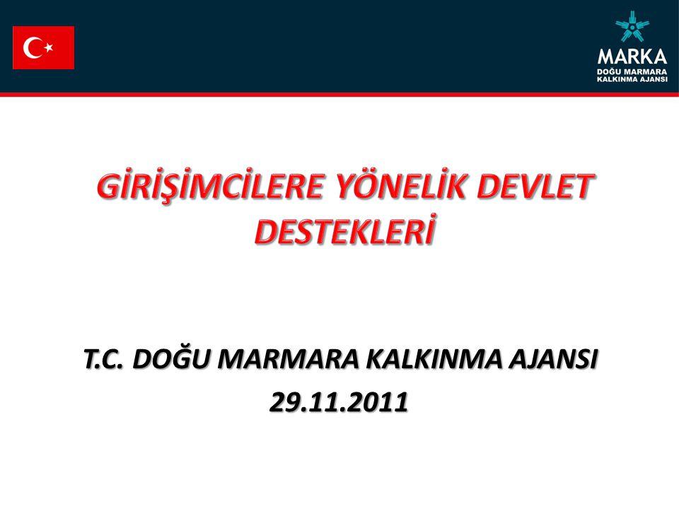 Doğu Marmara-TR42 (Kocaeli, Sakarya, Bolu, Düzce, Yalova) Düzey 2 Bölgesi'nde Kocaeli merkezli olarak 5449 sayılı kanun çerçevesinde 2009/15236 sayılı ve 25.07.2009 tarihli Bakanlar Kurulu Kararıyla kurulmuştur.