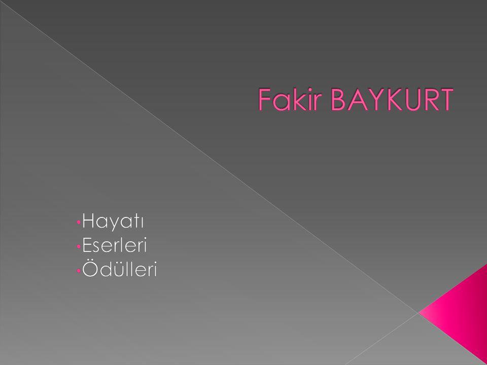  1929'da Burdur'un Yeşilova ilçesine bağlı Akçaköy'de doğdu  Az topraklı köylü bir ailenin çocuğu.
