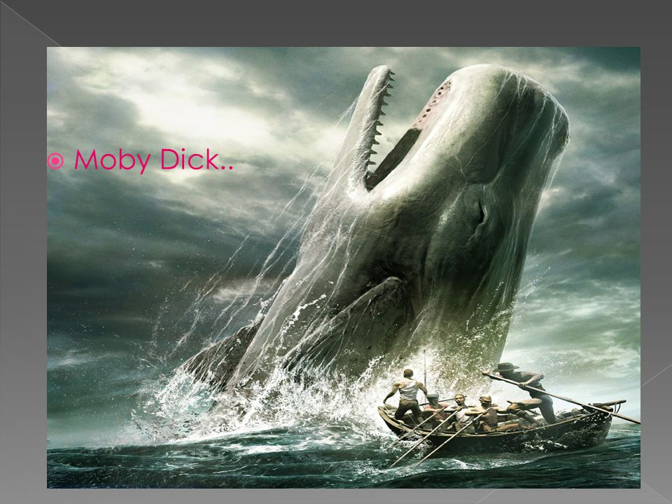  Moby Dick..