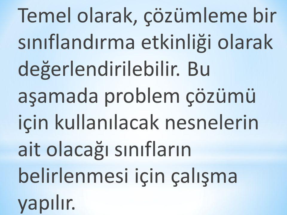 ● Sonuç Bağlamı Bahadır AKPINAR