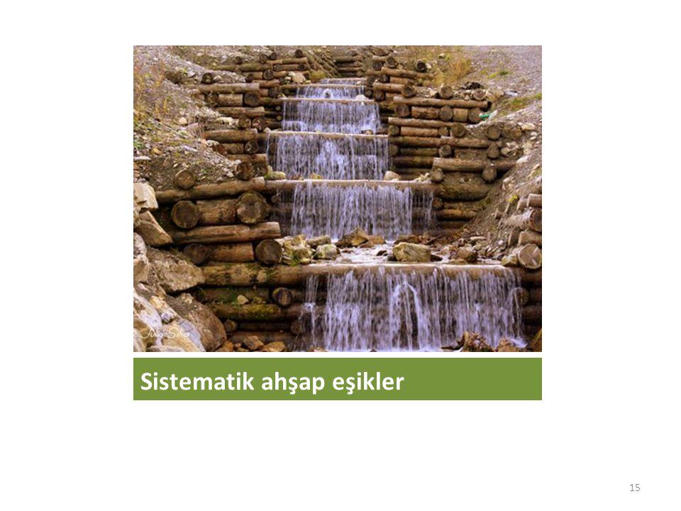 Sistematik ahşap eşikler 15