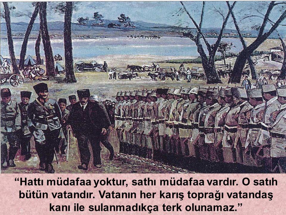 SAKARYA MEYDAN SAVAŞI 23 AĞUSTOS-13 EYLÜL 1921 Sakarya nehrinin kıyısına kadar ilerleyen yunan ordusu, Ankara'yı alarak TBMM'ni dağıtmak amacıyla sald