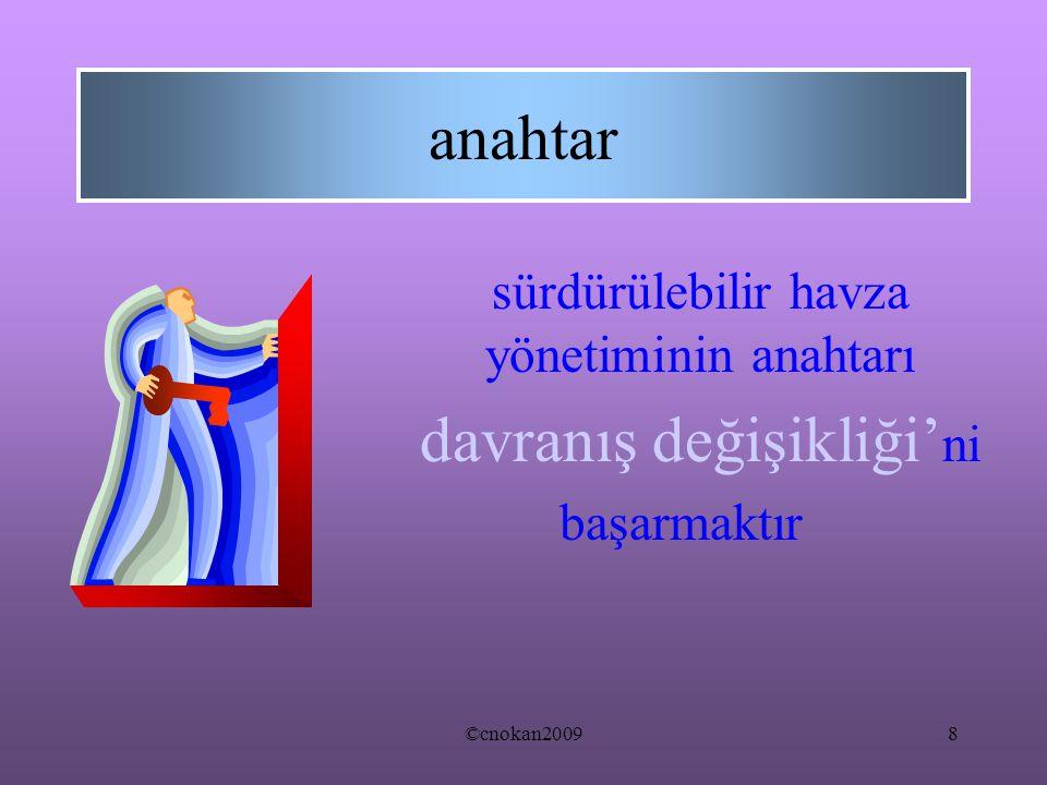 Havza seçimi-havza sayısı ©cnokan2009 19