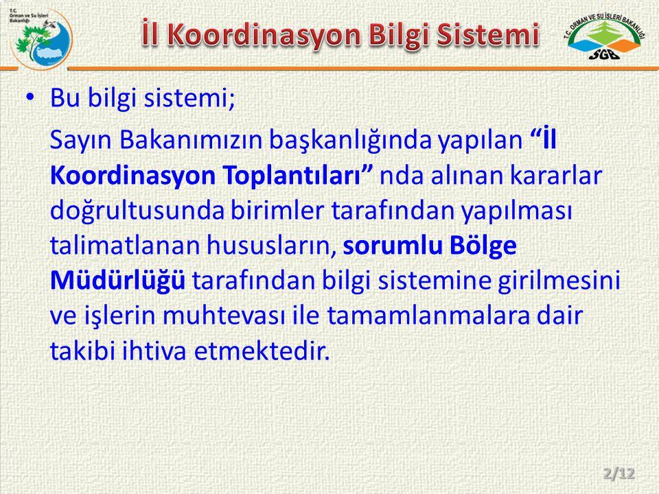 www.koordinasyon.ormansu.gov.tr http://koordinasyon.ormansu.gov.