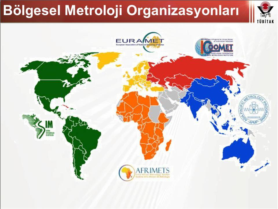Asıl başlık stili için tıklatın Bölgesel Metroloji Organizasyonları