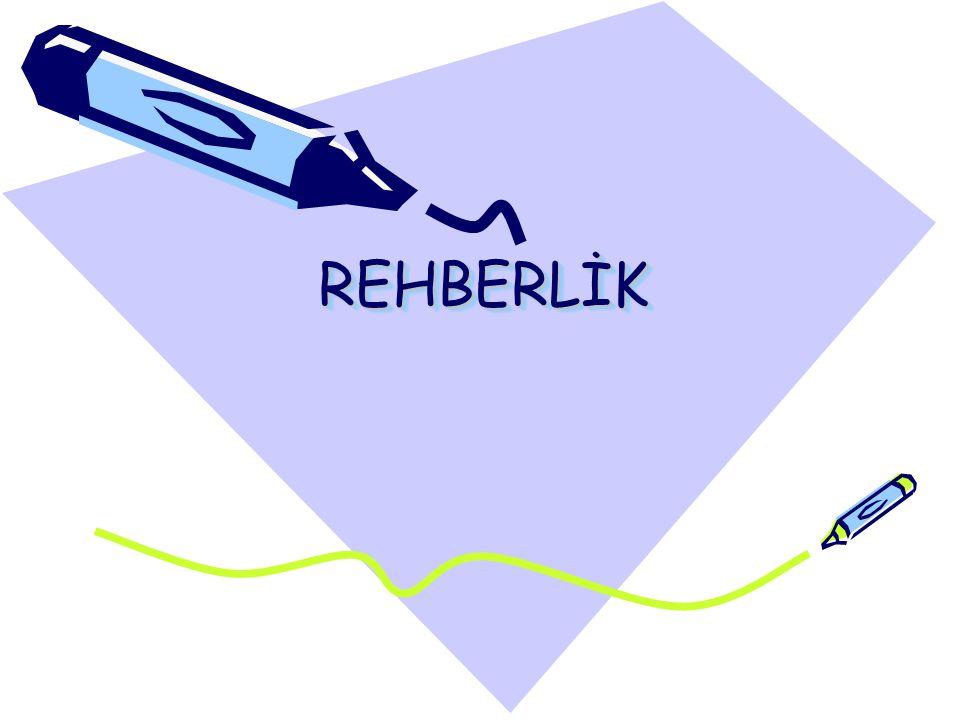 REHBERLİKREHBERLİK