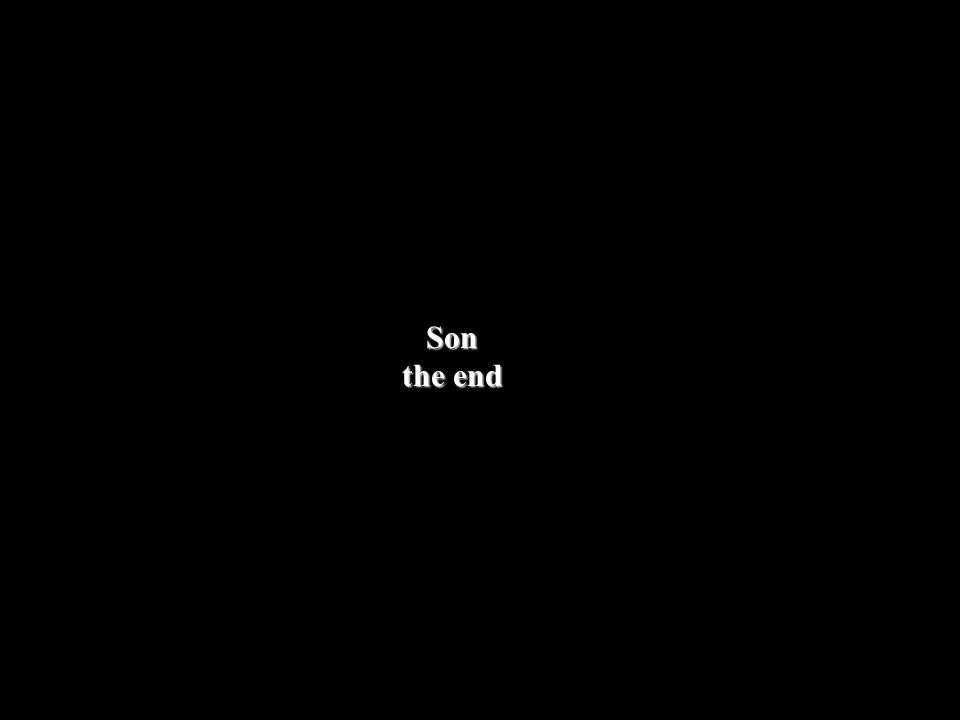 EKO 308:İKTİSADİ PLANLAMA [1. Hafta, #16] Son the end