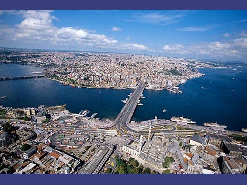 Tarihi Yarımada dan Beyoğlu Yakası / İstanbul