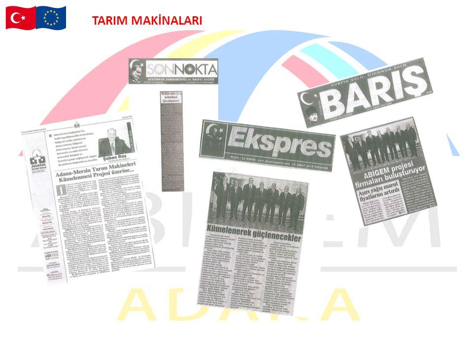 TARIM MAKİNALARI