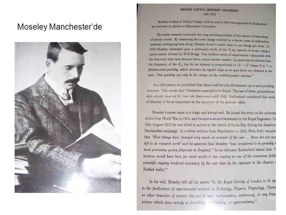 Moseley Manchester'de
