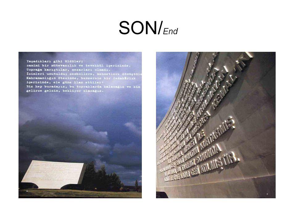 SON/ End