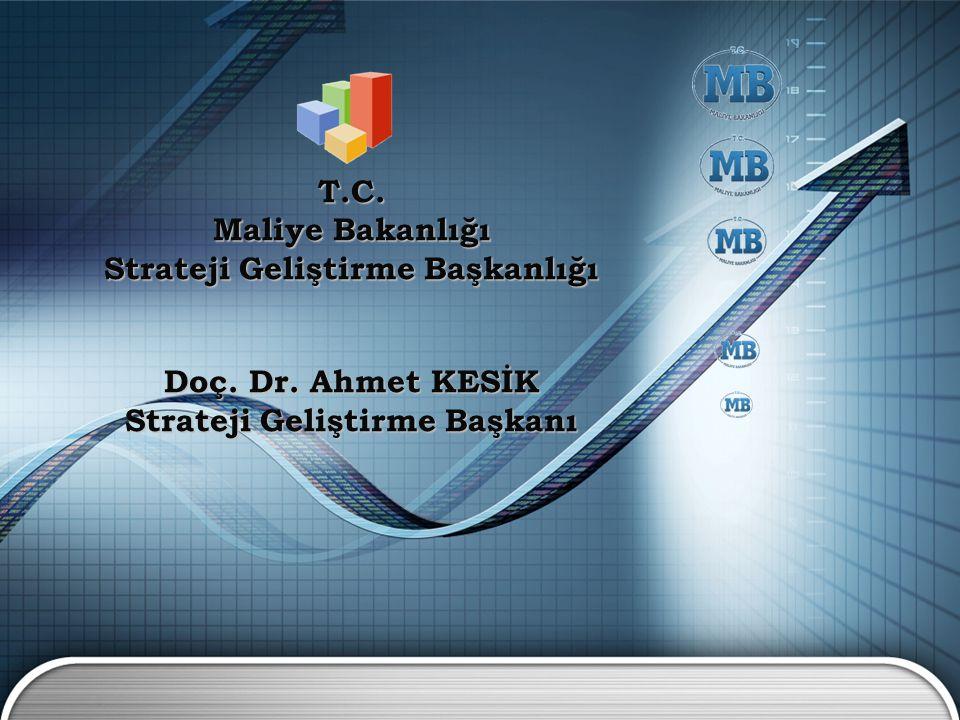 T.C. Maliye Bakanlığı Strateji Geliştirme Başkanlığı Doç.