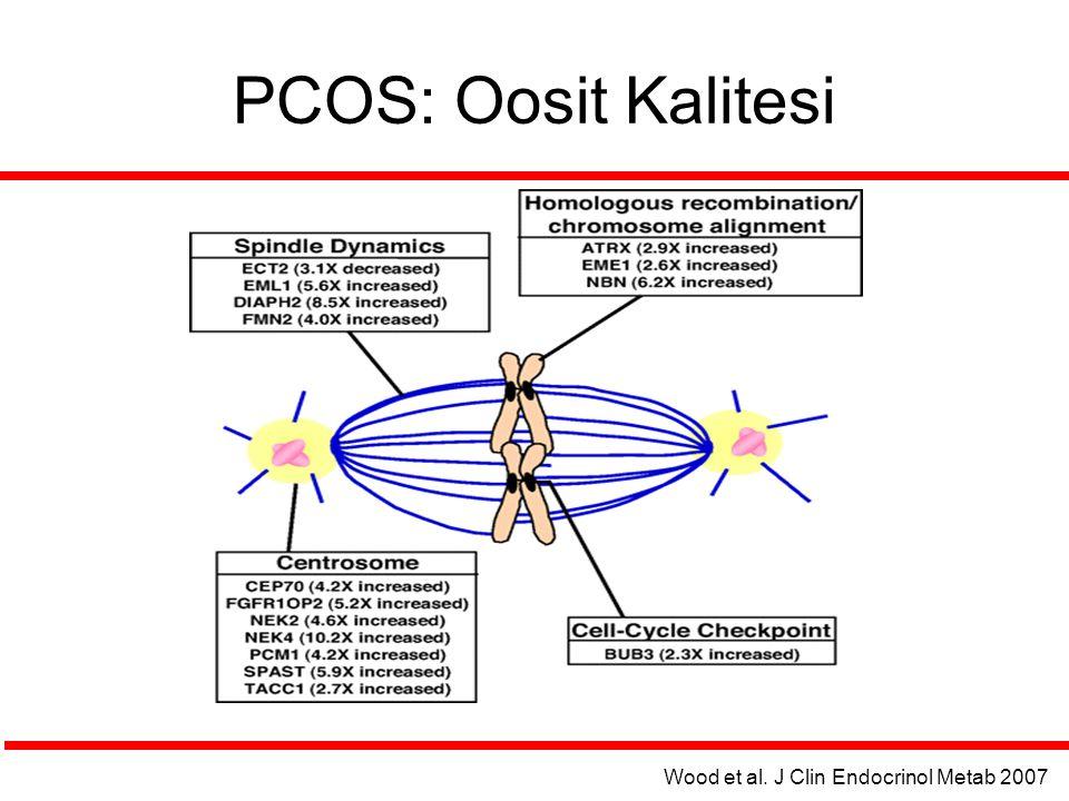 PCOS: Oosit Kalitesi