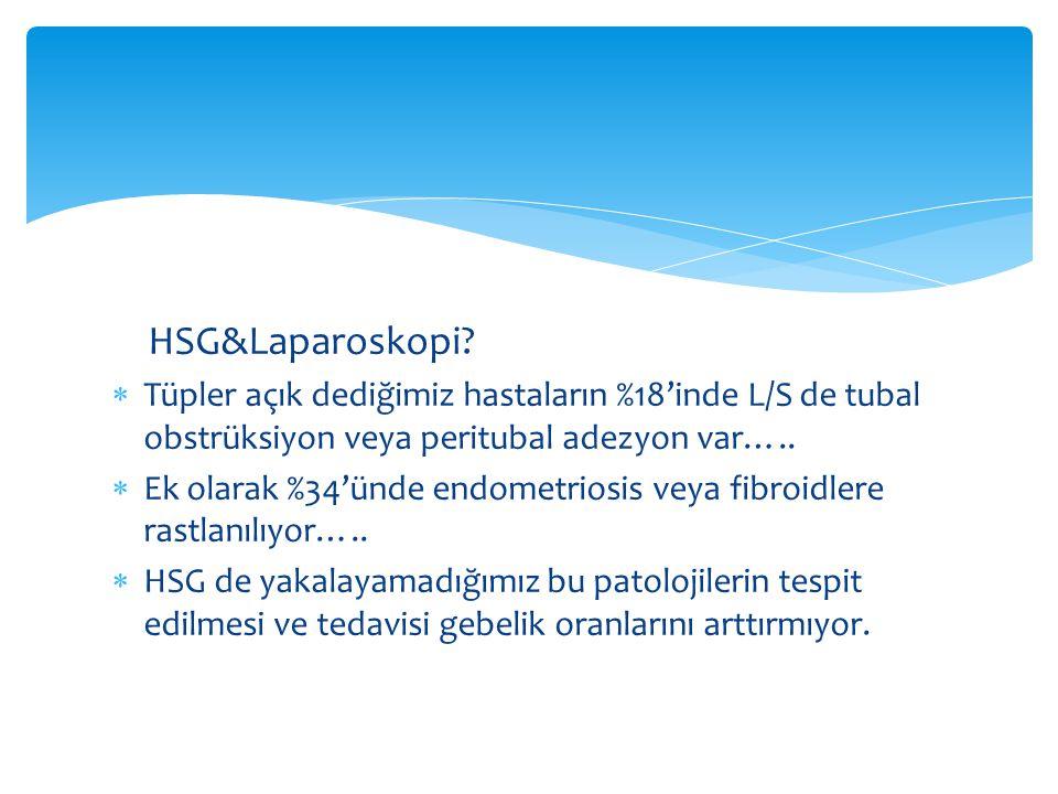 HSG&Laparoskopi.