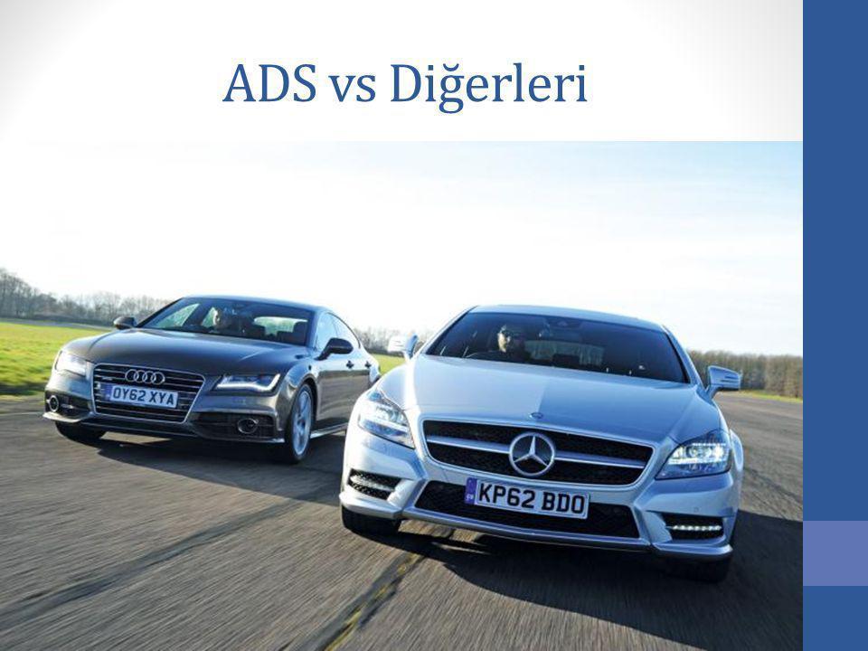 ADS vs Diğerleri