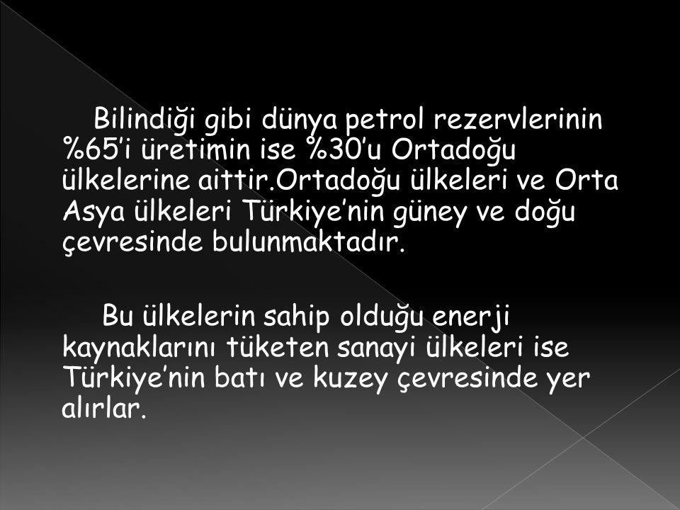 2007 yılında işletmeye alınan Türkiye- Yunanistan Doğal Gaz Boru Hattı, Güney Avrupa Gaz Ringi'nin ilk halkasını oluşturmaktadır.