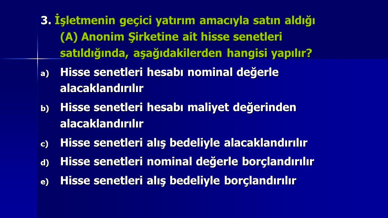 4.110 HİSSE SENETLERİ HESABI XX 653 KOMİSYON GİDERLERİ HS.