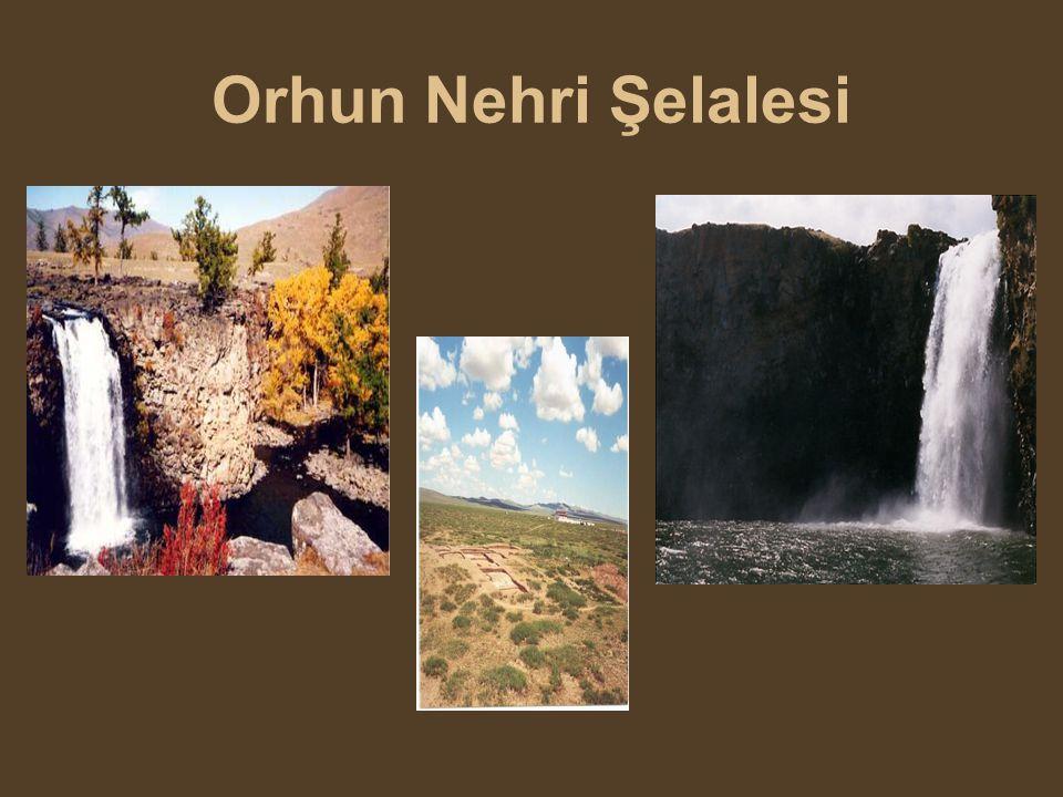 Orhun Nehri Şelalesi