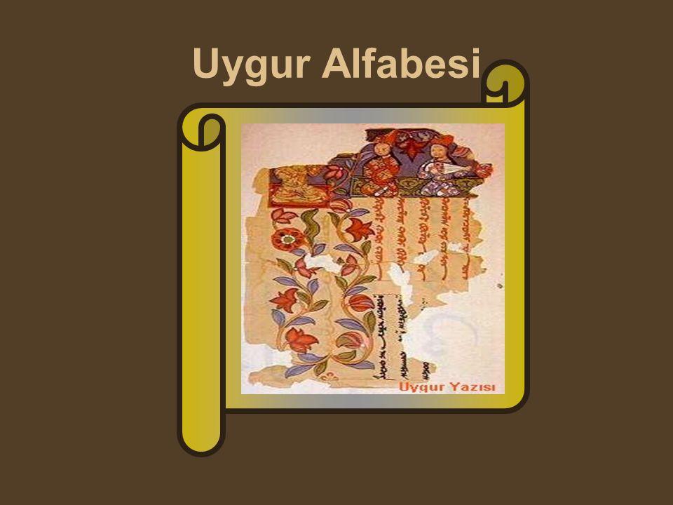 Arap Alfabesi 29 harftir.3 sesli 27 sessizdir. Sağdan sola yazılır.
