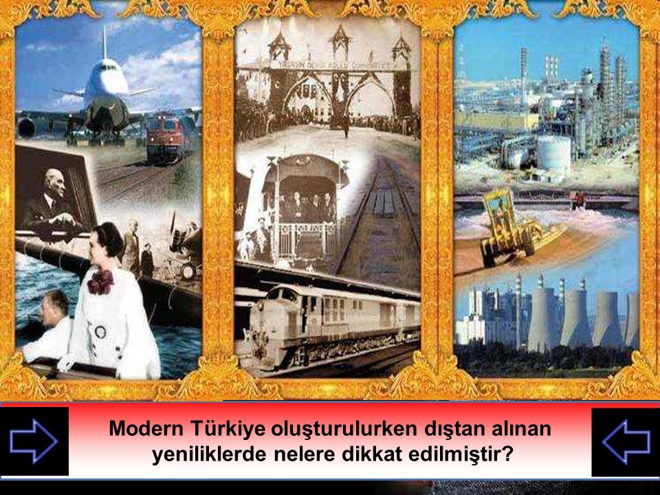 Mustafa Kemal'e göre, inkılaplar nasıl bir ortamda gerçekleştirilmiştir.