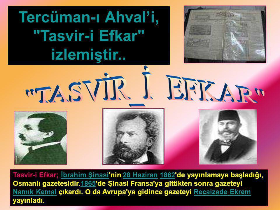 Tercüman-ı Ahval'i,
