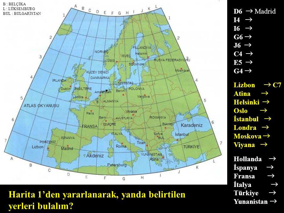 III III IV 10° 20° 30° 40° 50° 40°35°30° 25° 20° Coğrafi koordinat sisteminde işaretli noktalardan hangisi ya da Hangilerinde Türkiye toprak sahibi de