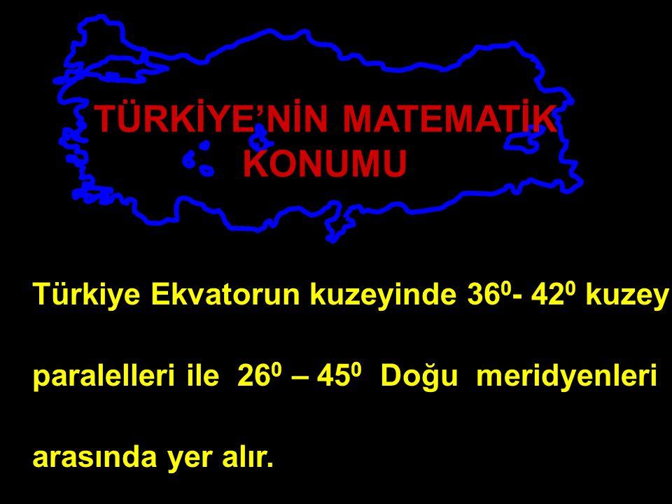 Türkiye'nin uç noktalarına şekildeki gibi teğet olarak çizilen dikdörtgenin kuzey- batıdaki köşesinin koordi- natları aşağıdakilerin han- gisinde doğr