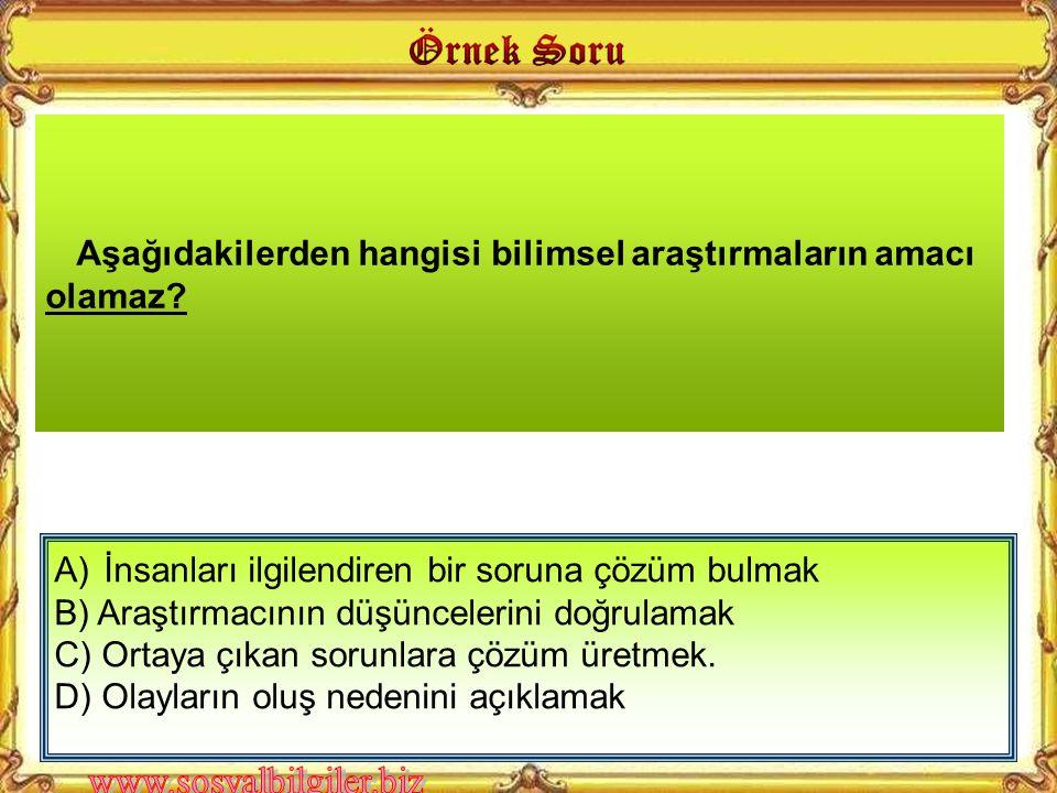 A) Türk Milli Kültürü B) Türk Tarihinin Meseleleri C) Ömer Seyfettin'in Hikâyeleri. D) Osmanlı Devleti'nin Kuruluşu Kütüphanelerde kataloglarda dizilm