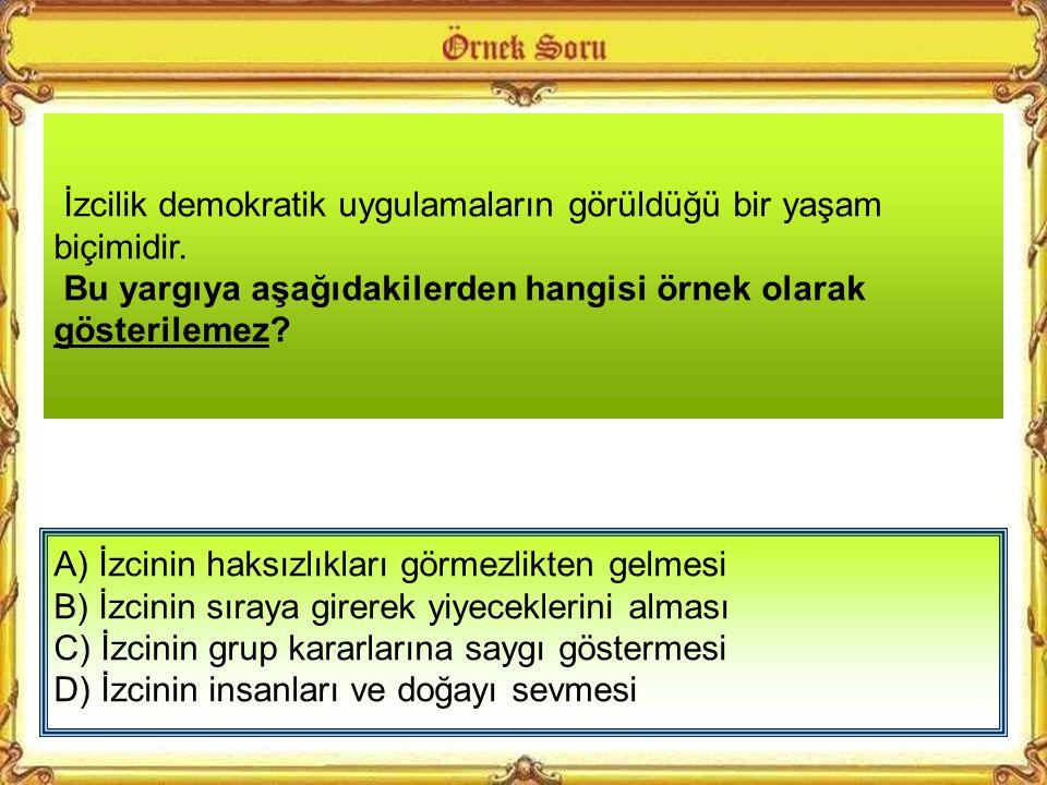 Öğretmenimiz, sınıf başkanlığı seçimlerinin demokrasi ile yönetilen ülkelerdeki halk seçimleri gibi olduğunu söyledi.