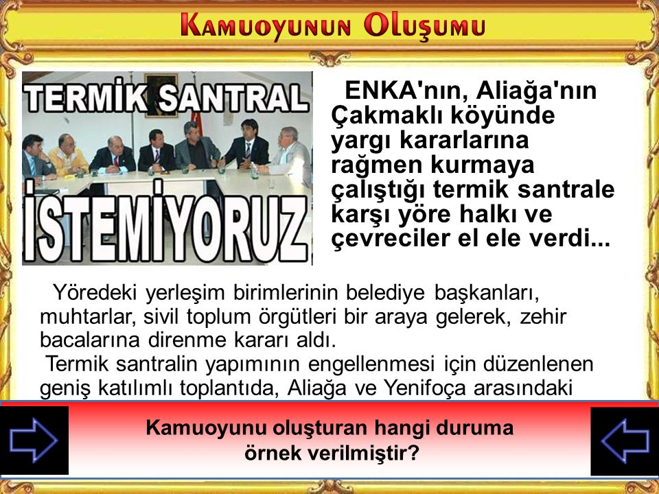 Mustafa Kemal Paşa, 'memleketi perişan eden ve muhalefet adı altında irtikap eden taarruz ve tahripler daha çok gazeteler vasıtasıyla oluyor. Bunlara