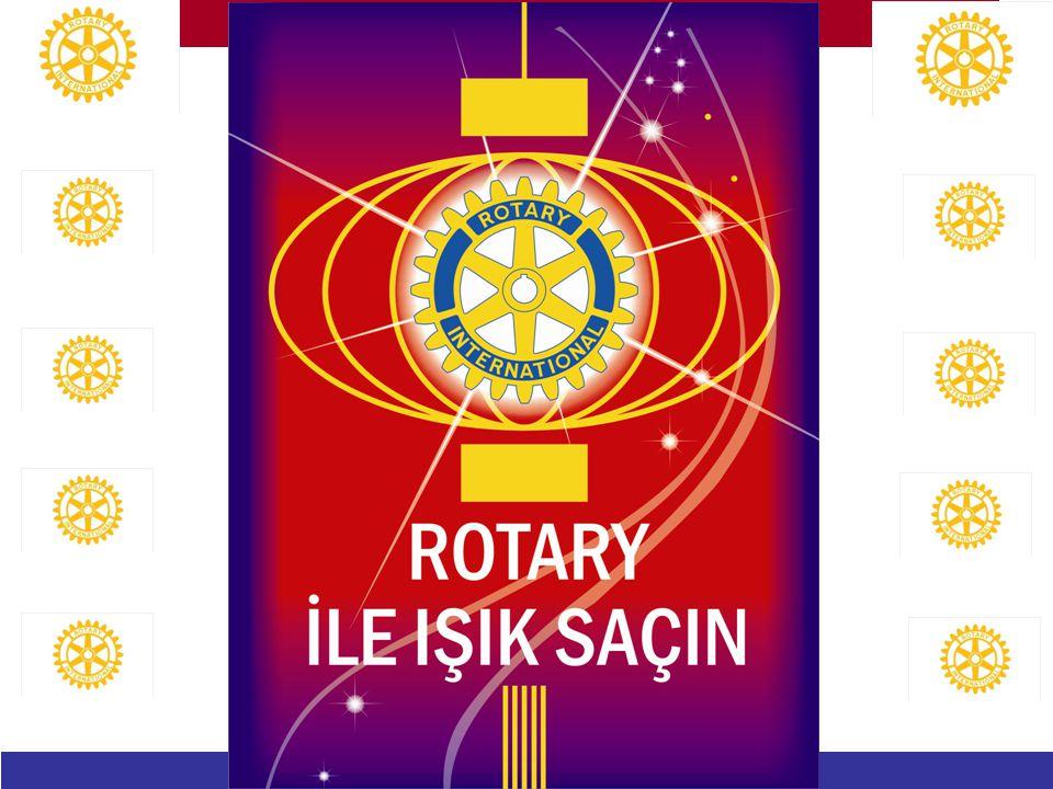 ROTARY VAKFI PROJELERİ Bursiyer sayısının kulüp imkanlarından karşılanabilecek sayıda arttırılması Bursiyerlerimizin farklı Rotary etkinliklerimize davet edilmesi