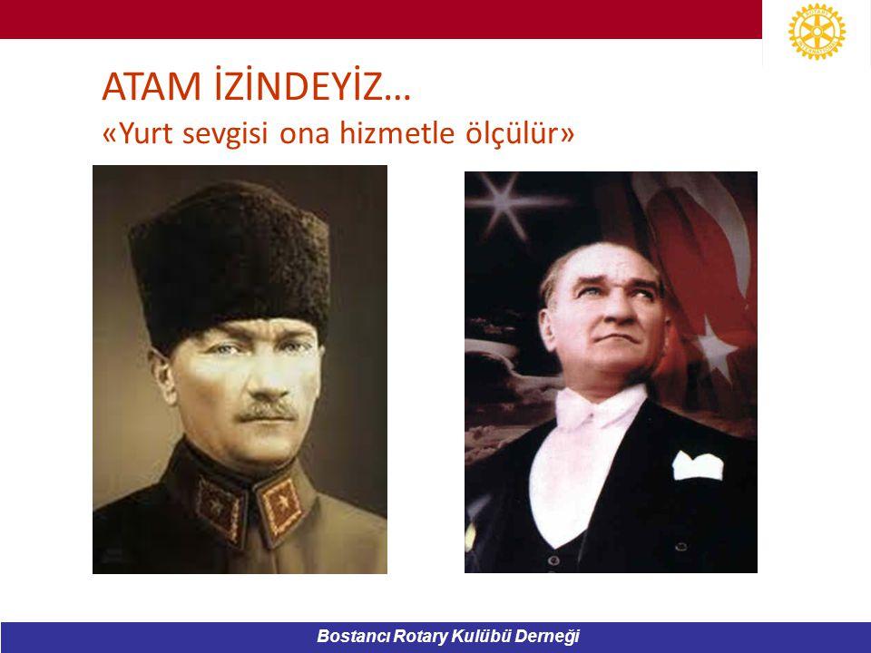 ROTARY KURUCU BAŞKANI Bostancı Rotary Kulübü Derneği PAUL HARRIS 1868-1947