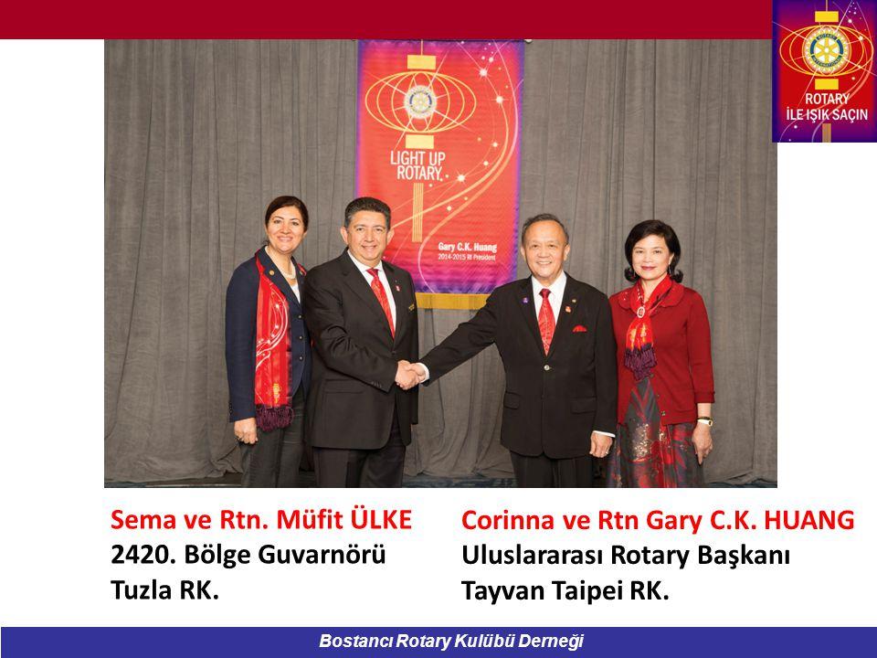 Bostancı Rotary Kulübü Derneği Rtn.