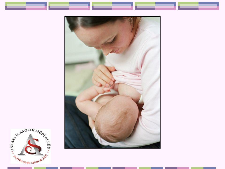 ÖZET OLARAK Gebe ve emziklilik döneminde annenin yeterli ve dengeli beslenmesi hem anne hem de bebeğin sağlığı ve emzirmenin verimliliği açısından büy