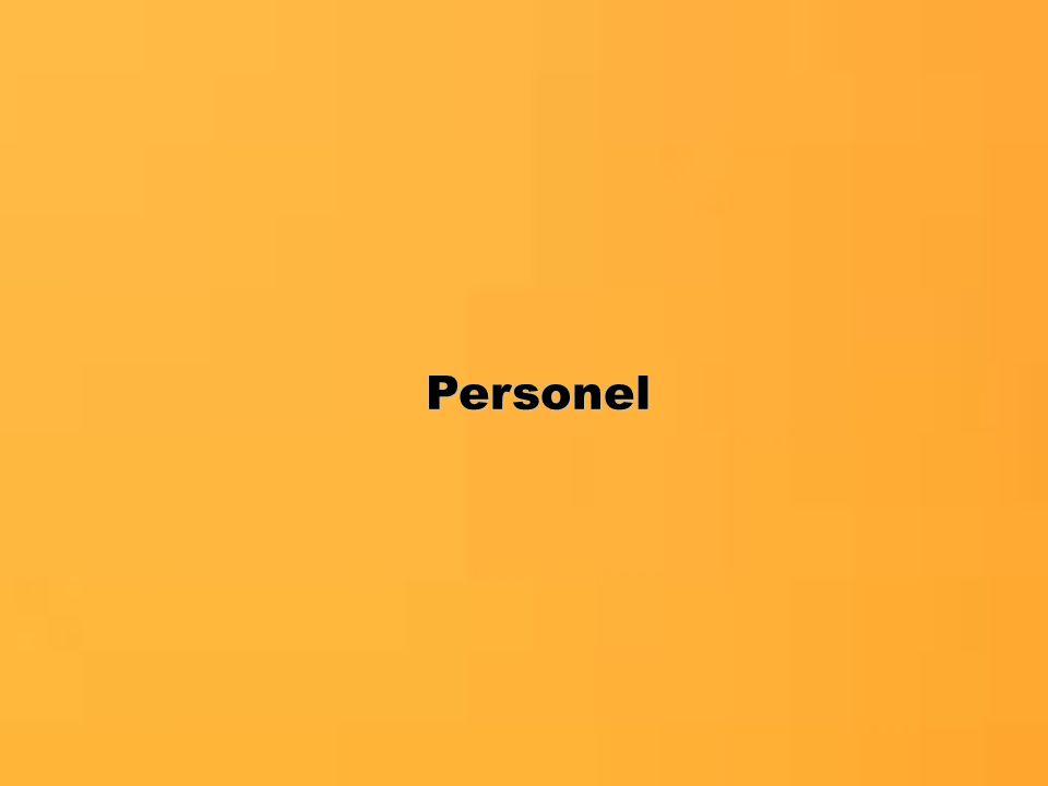 5 Personel