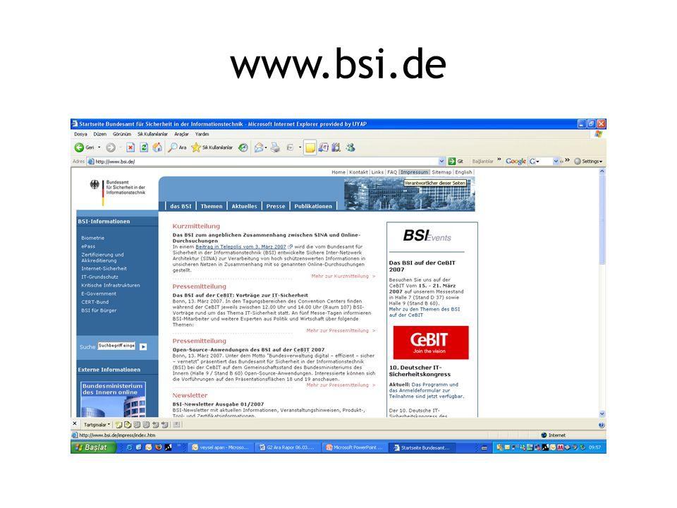 www.bsi.de