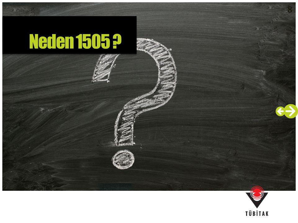 8 Neden 1505