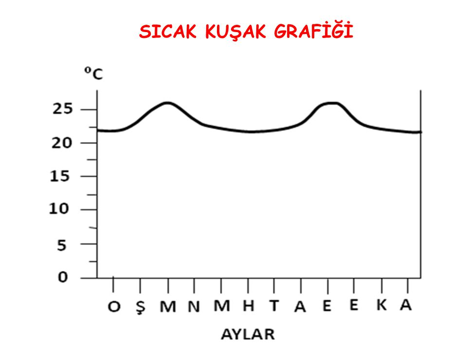 SICAK KUŞAK GRAFİĞİ