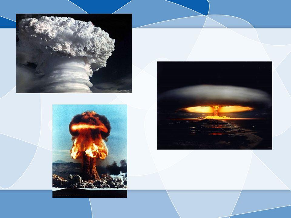 ATOM BOMBASI Bomba ateşleneceği zaman bu parçalar bir araya gelip bir küre oluşturmaktadır.