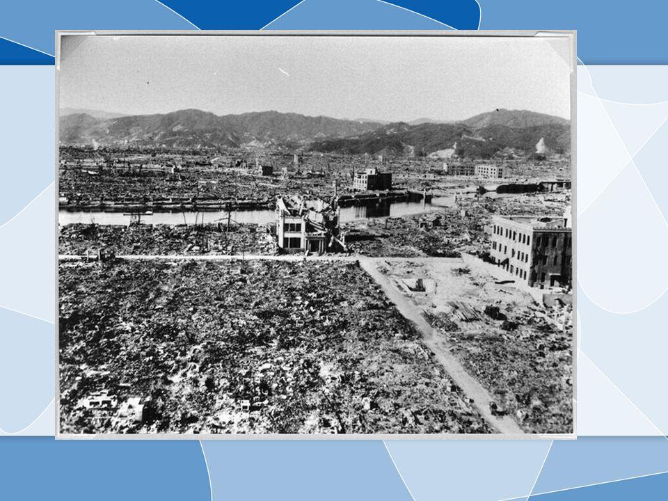ATOM BOMBASI Atom bombası ile ilgili ilk çalışmalar 1942 yılında Robert J.