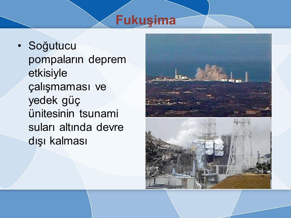 Çernobil'in nedenleri Bunca önleme rağmen Çernobil faciasına neden olan faktörler; Orada yapılan deneysel çalışmalar sonucunda reaktörde meydana gelen