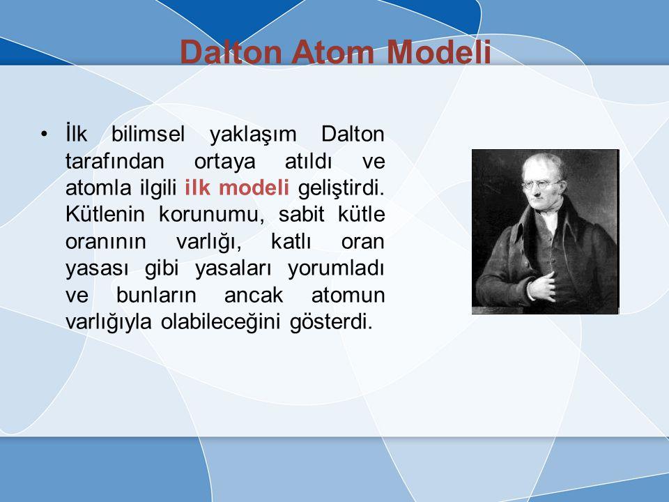 Atomun Yapısı Hakkındaki Görüşler Aristo maddenin sonsuza kadar bölünebileceğini bu nedenle de atom diye bir kavramın tanımlanmasına ihtiyaç olmadığın