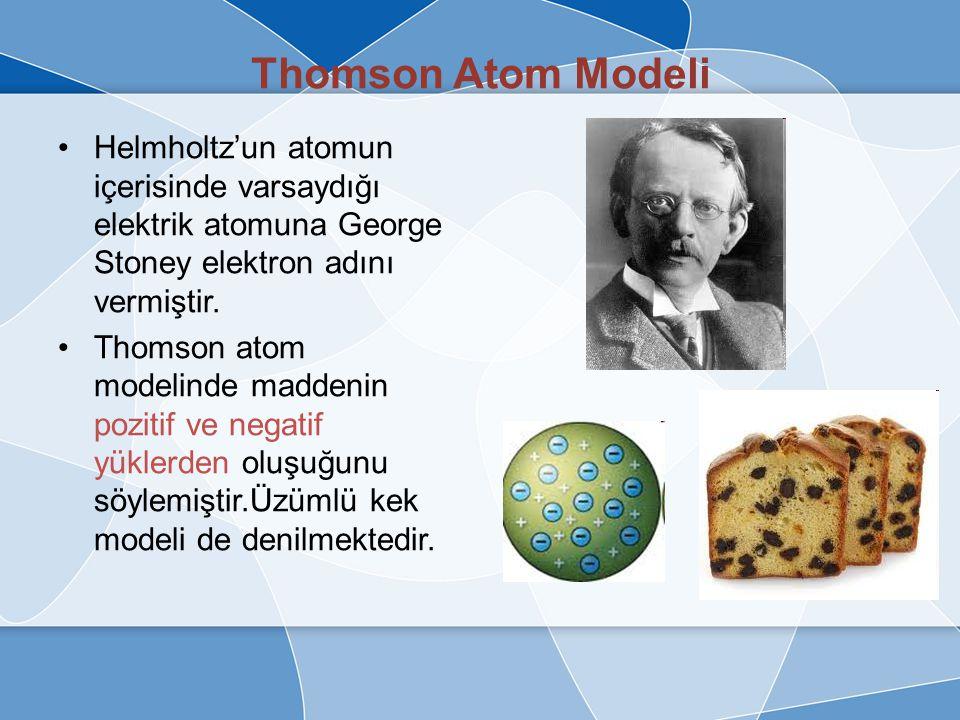 Dalton Atom Modeli Dalton'un modeline göre; –Madde,atom denilen içleri dolu bölünemeyen taneciklerden oluşmuştur.