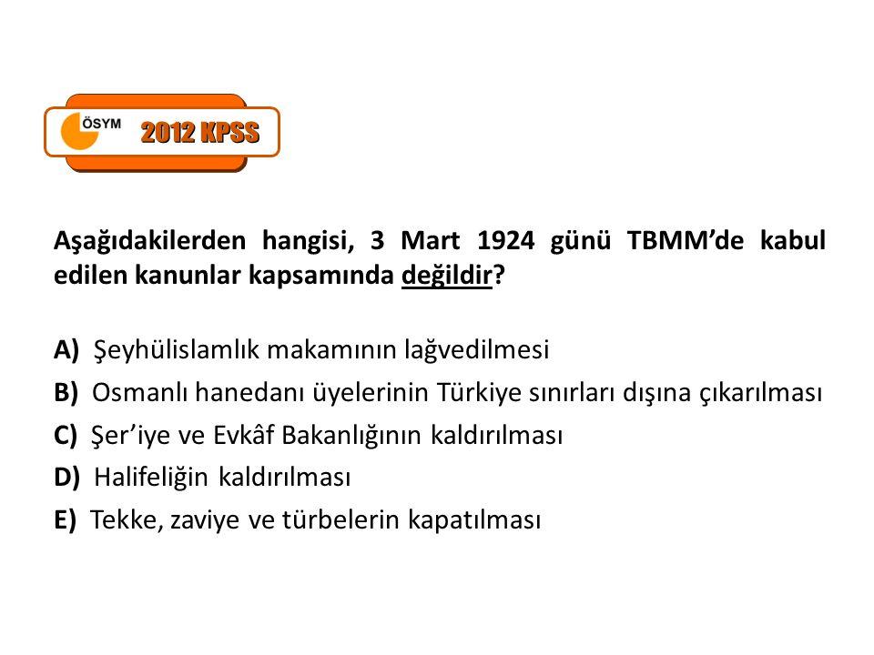 Aşağıdakilerden hangisi, yeni Türk alfabesinin kabul edilmesinden sonra okuryazar oranını artırmaya yöneliktir.