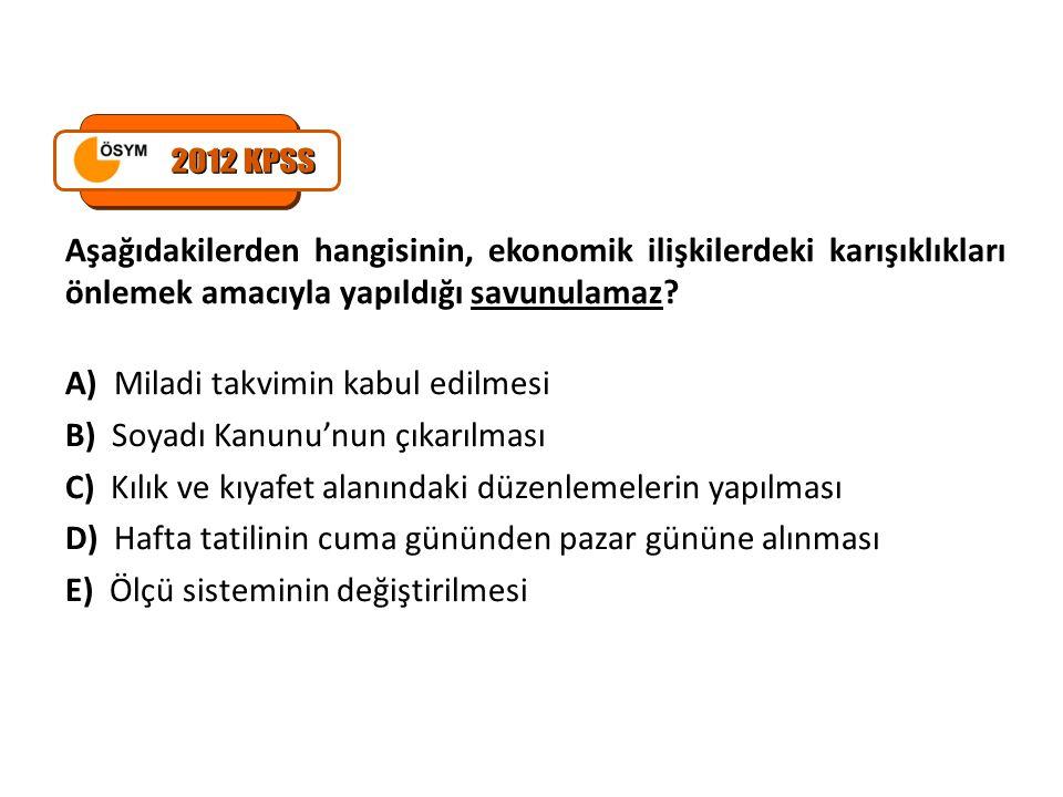 Soyadı Kanunu'nun kabul edilmesi Medreselerin kapatılması Medeni Kanun'un kabul edilmesi Yukarıdaki gelişmeler aşağıda verilen Atatürk ilkelerinden hangisiyle ilişkilendirilemez.