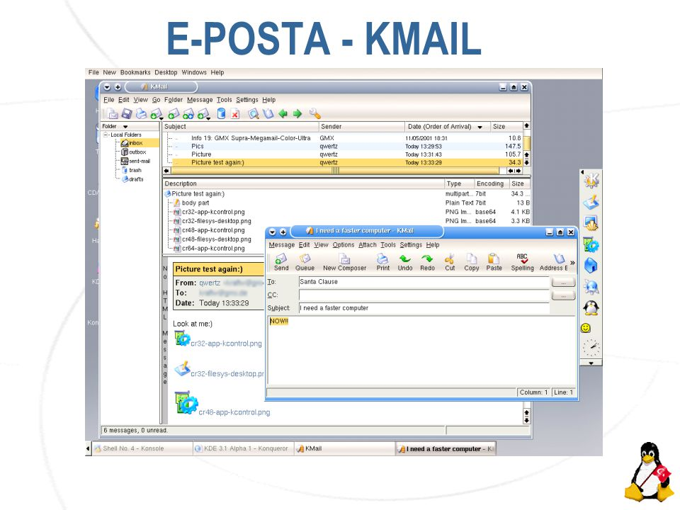 AKÜ İnternet Haftası Etkinlikleri E-POSTA - KMAIL