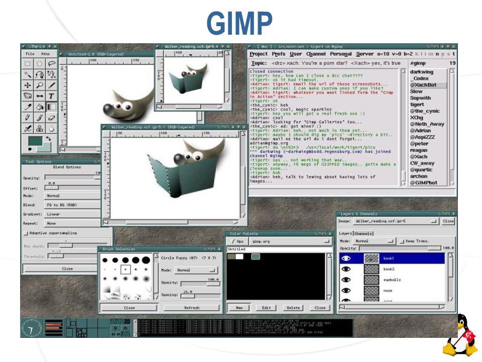 AKÜ İnternet Haftası Etkinlikleri GIMP