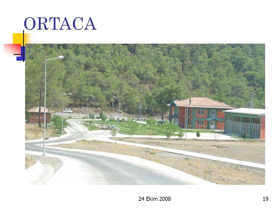24 Ekim 200819 ORTACA